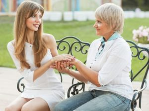 Терапевтическая практика «Переписываем образ мамы внутри себя»